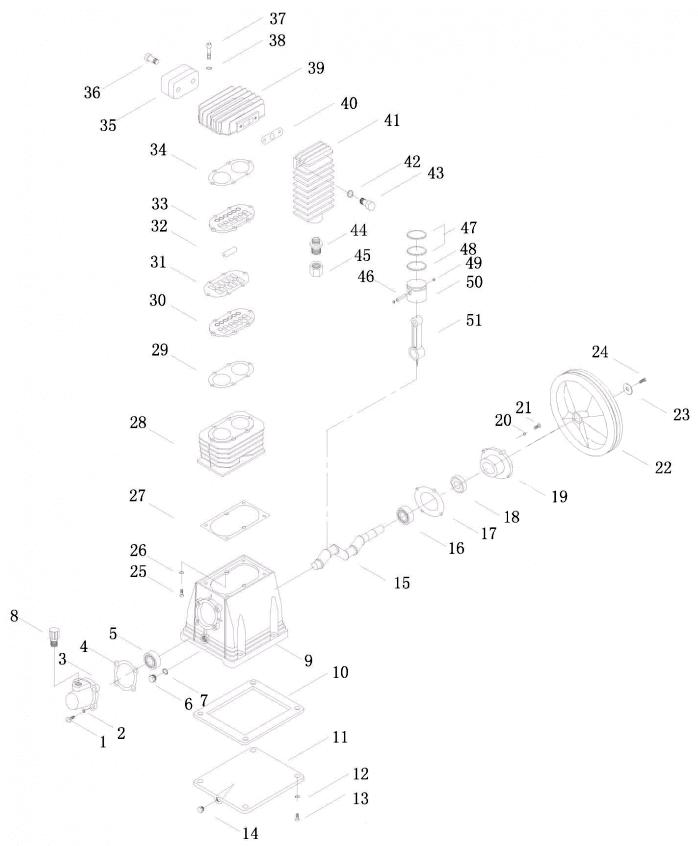 Деталировка Головка компрессорная B4000B.png